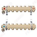 Distribuitor-colector Ferro - 6 circuite