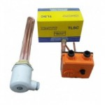Rezistenta electrica 3kw cu termostat   -  Kit electric boiler Woody