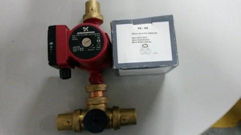 Ansamblu Termoventil ALV25 - fara pompa