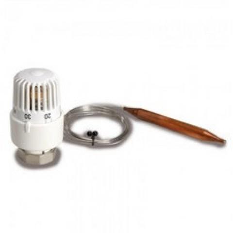 Set reglaj Purmo cap termostatic cu tub capilar 20-70grC
