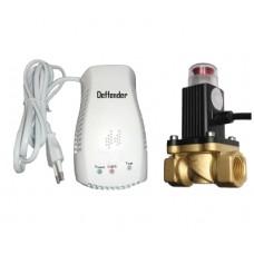 Detector gaz si electrovana 3/4 Division Gas