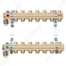 Distribuitor colector Ferro - 4 circuite