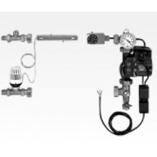Sistem de amestec cu pompa TempCO fix ECO  (  Pompa economica Grundfos ALPHA 2L 15/60 )