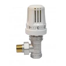 Robinet termostatat + Cap termostatat WATTS  (set)