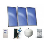Set panouri solare Tesy SS300 - 3 captatori solari
