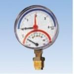 Termomanometru 4 barr 120°C  WATTS