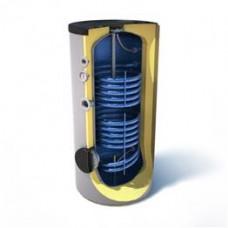 Boiler de sol Tesy cu 2 serpentine 300L Evs2